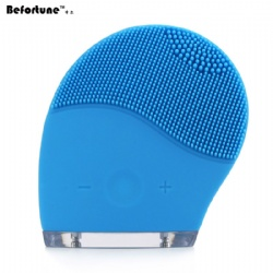BF2021 Silicon Sonic Vibrating Deep Cleansing Face Brush