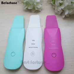 BF1201 Multifunction Ultrasonic skin Scrubber For whole sale