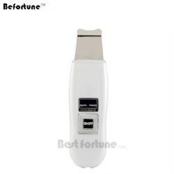 BF1204 Hot Sale Portable Ultrasonic Skin Scrubber For Acne Treatment
